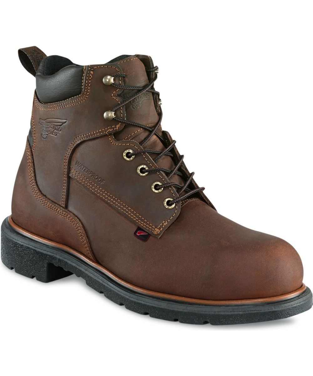 Red Wing Boots Steel Toe YynbH6Fj