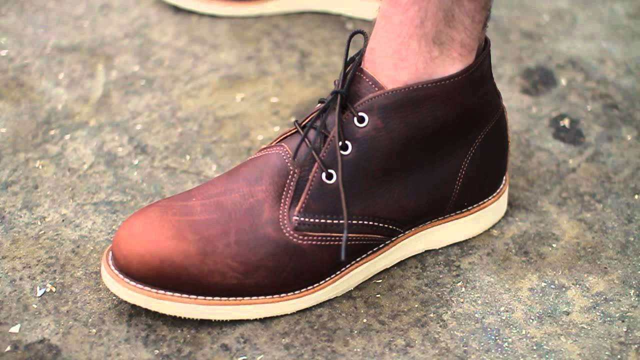 Red Wing Chukka Boots 1FagydVZ