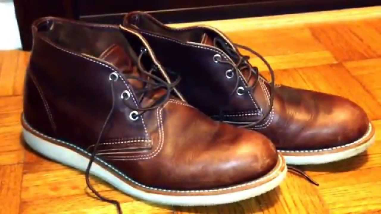 Red Wing Chukka Boots CO3yKOk0