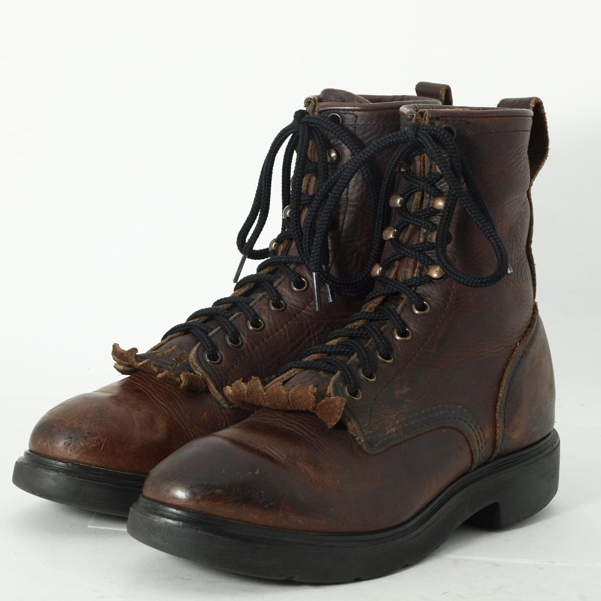 Red Wing Lace Up Boots GZjeHNue