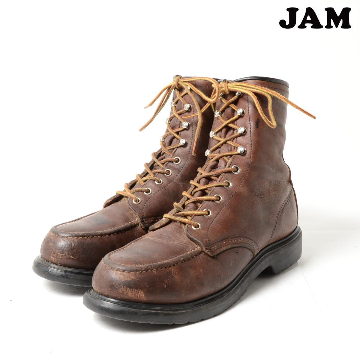 Red Wing Lace Up Boots Boot Yc