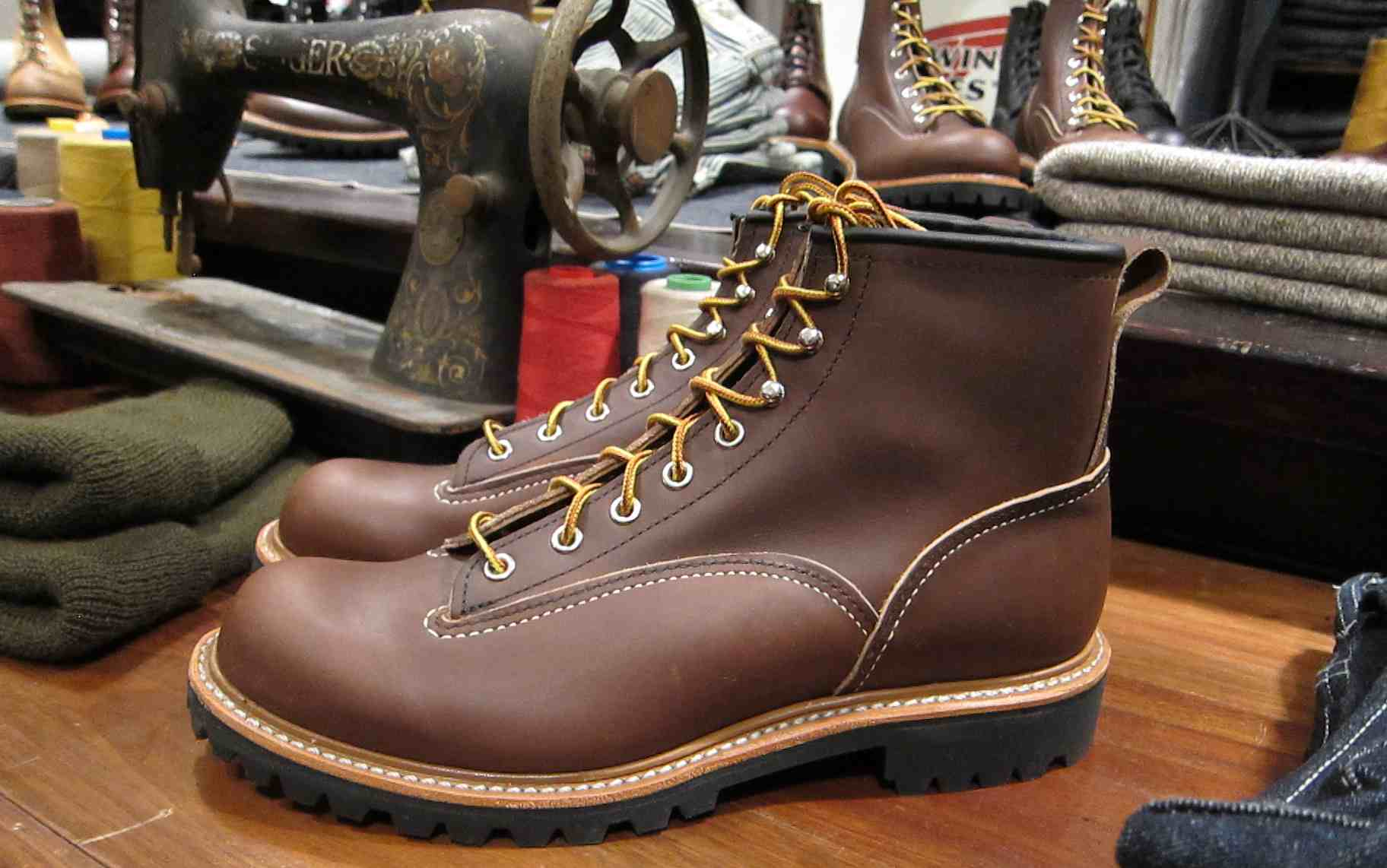Red Wing Lineman Boots GyXSfRiW