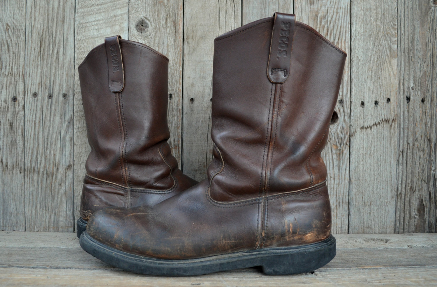 Red Wing Pull On Boots 14DzGEnu