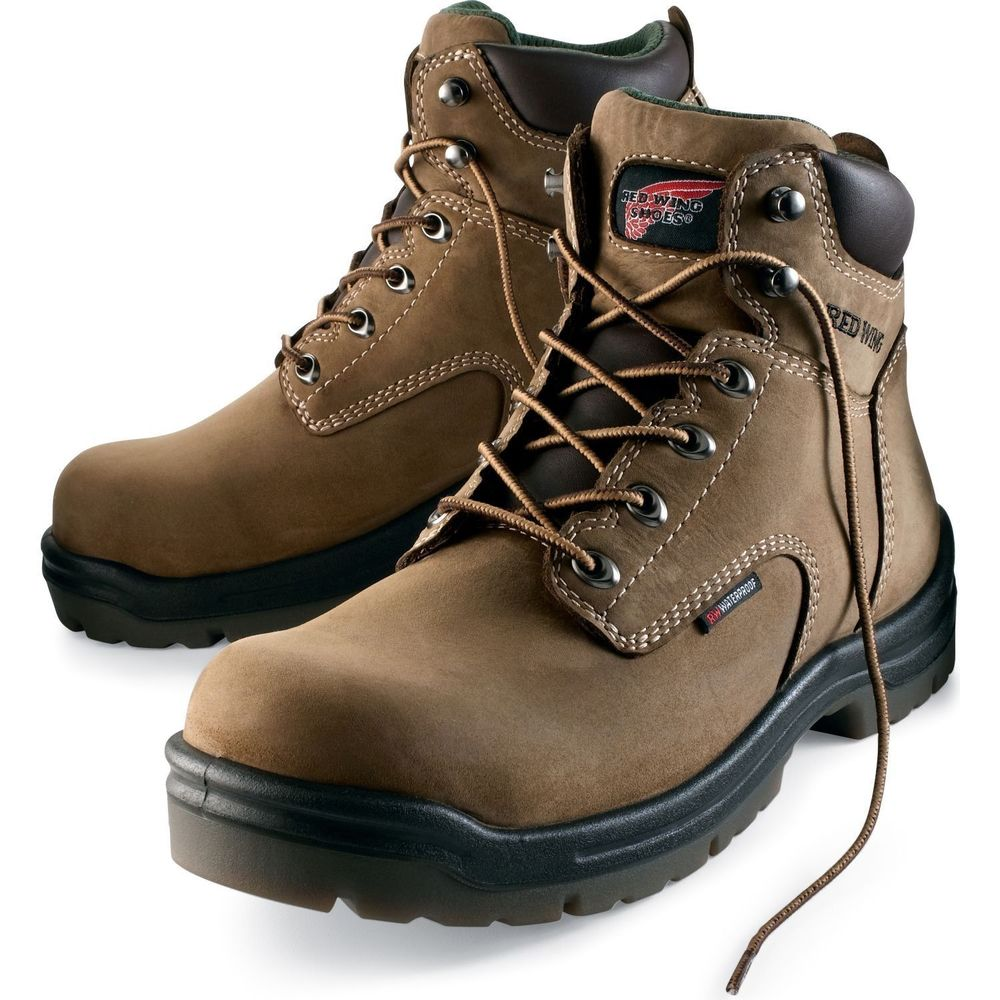Red Wing Steel Toe Work Boots For Men DXGzoD6O