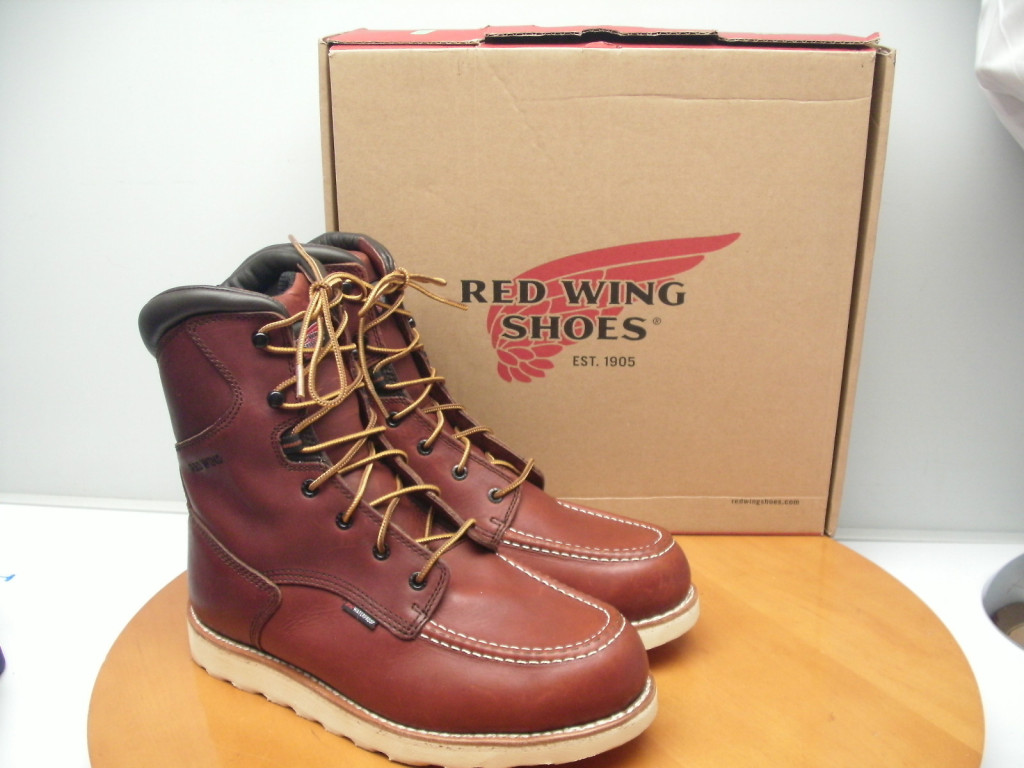 Red Wing Waterproof Boots ChBpfmYo