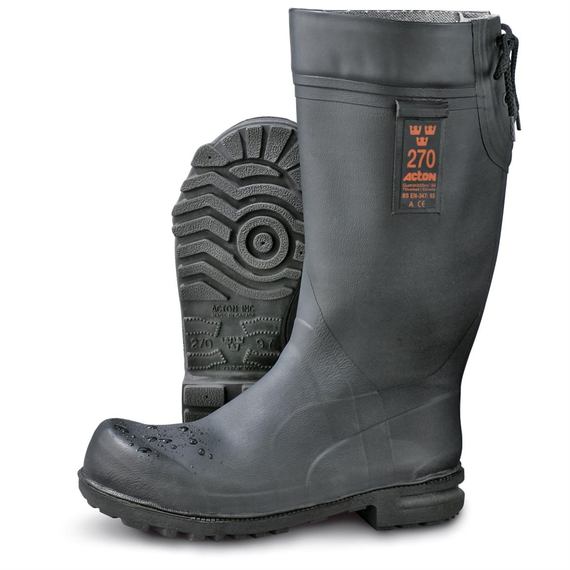 Rubber Snow Boots UH7nMO2j
