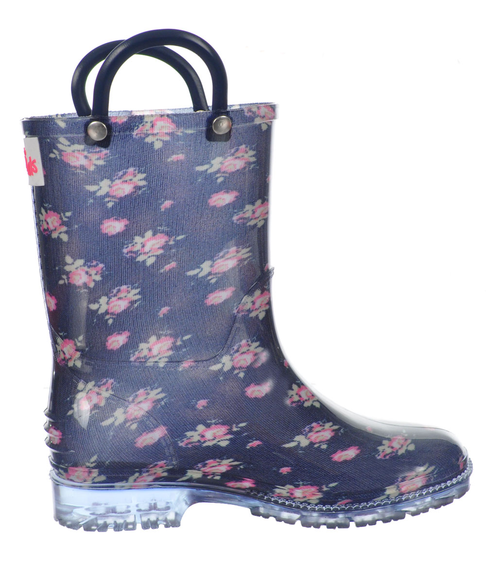 See Through Rain Boots 70YceJbc