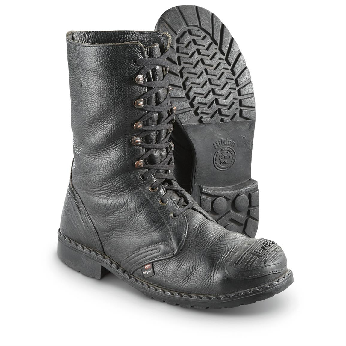 Steel Toe Combat Boots fEe5zK4z