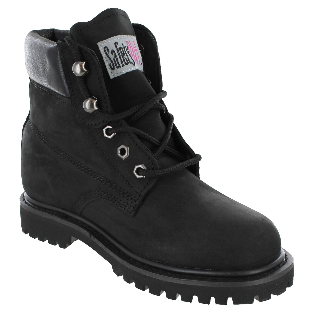 Steel Toe Work Boots For Women Qh76qkb4