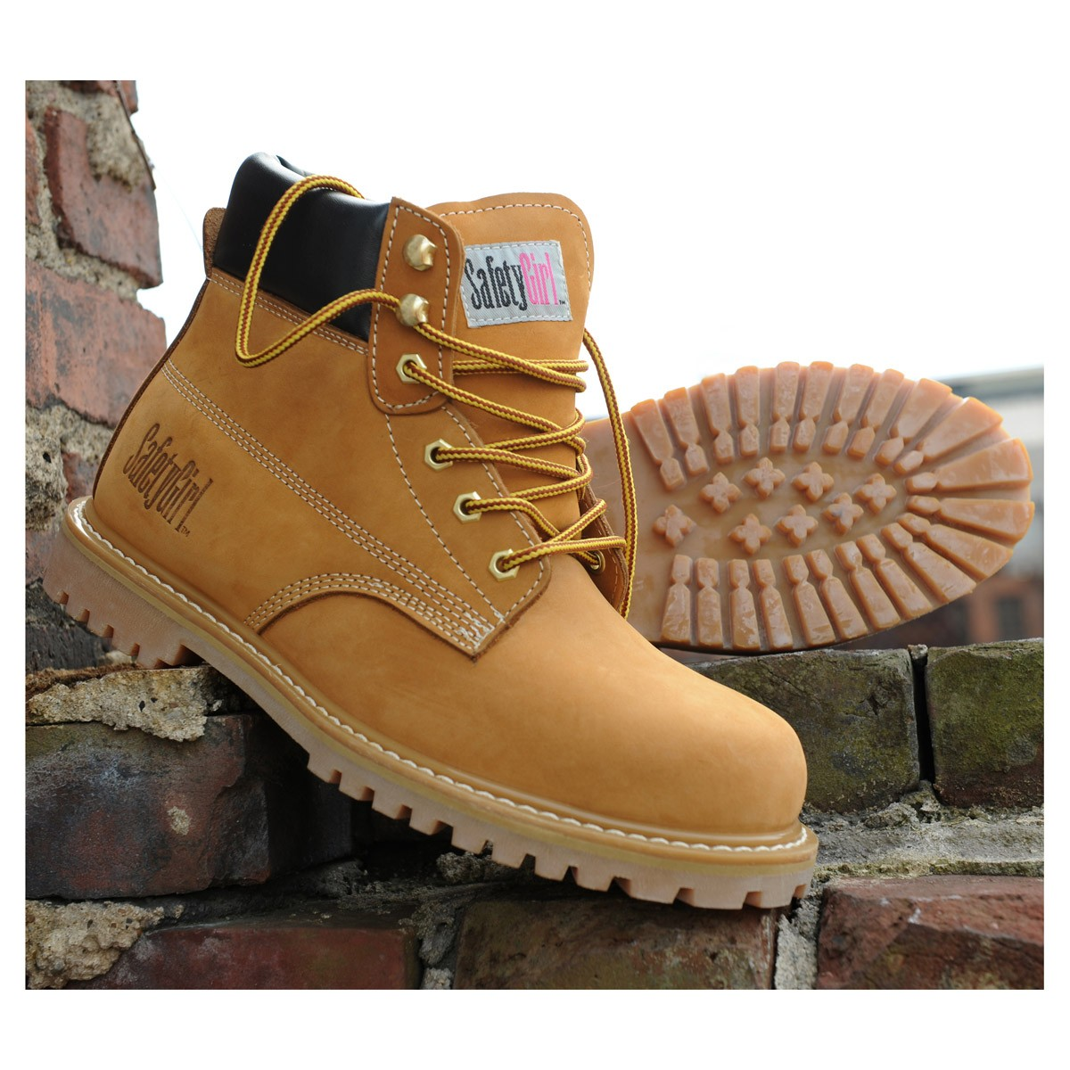 Steel Toe Work Boots For Women 9scGv8pZ