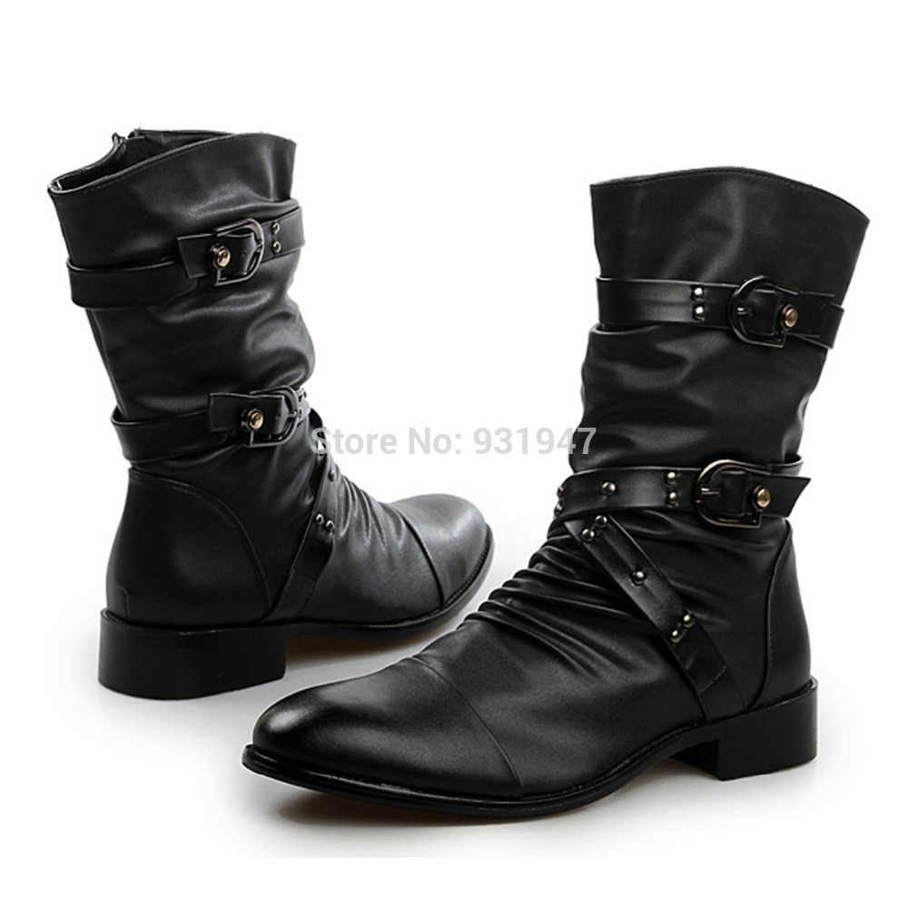 Stylish Boots For Men cHH2ZC8W