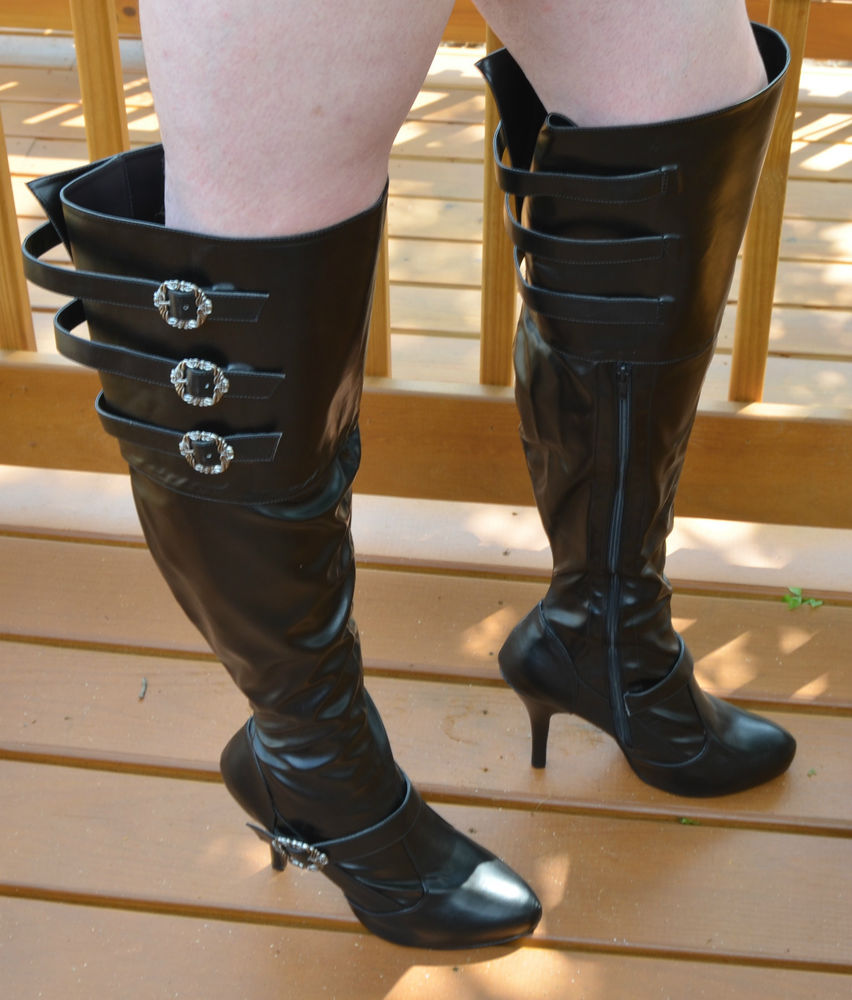 Thigh High Boots For Plus Size eCcIEZDz