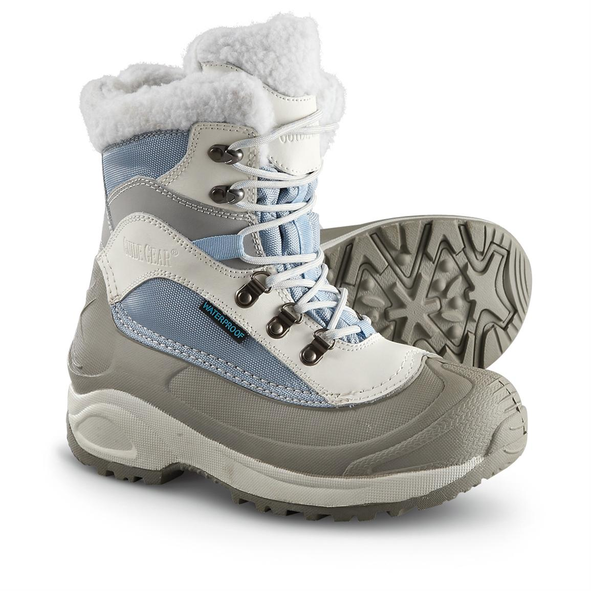 Waterproof Snow Boots Women 2KwbKKnL