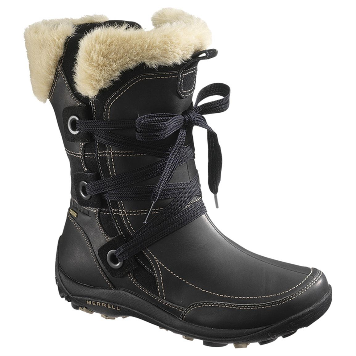 Waterproof Snow Boots Women I14jBYGw