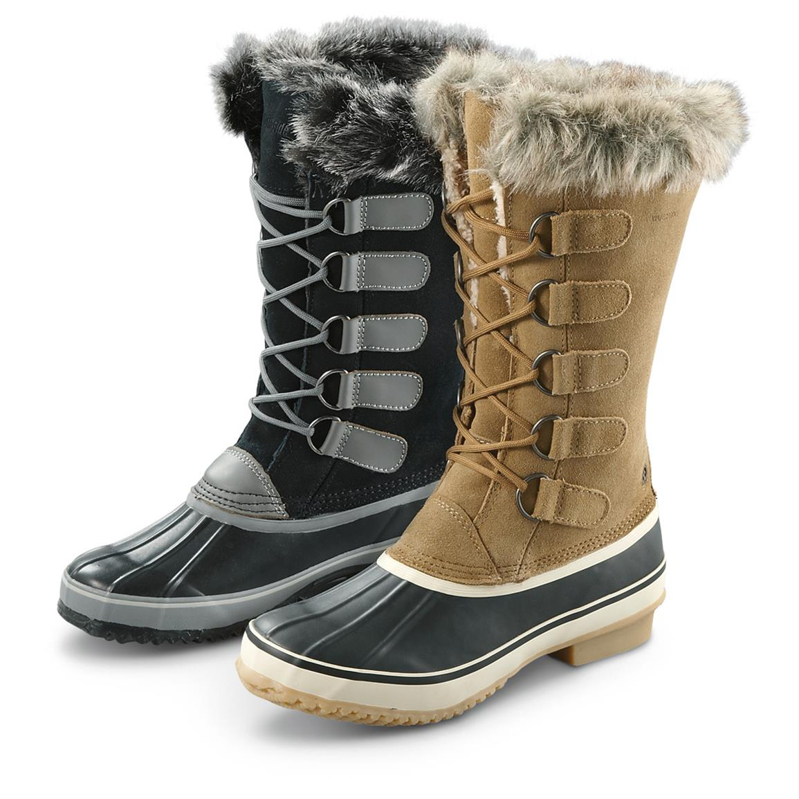 Waterproof Snow Boots Women fjxcefUG