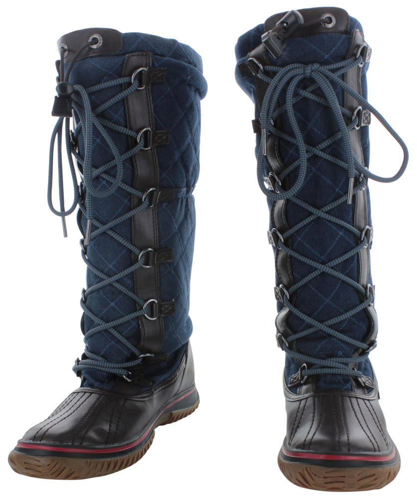 Waterproof Snow Boots Women RF0LI9W8