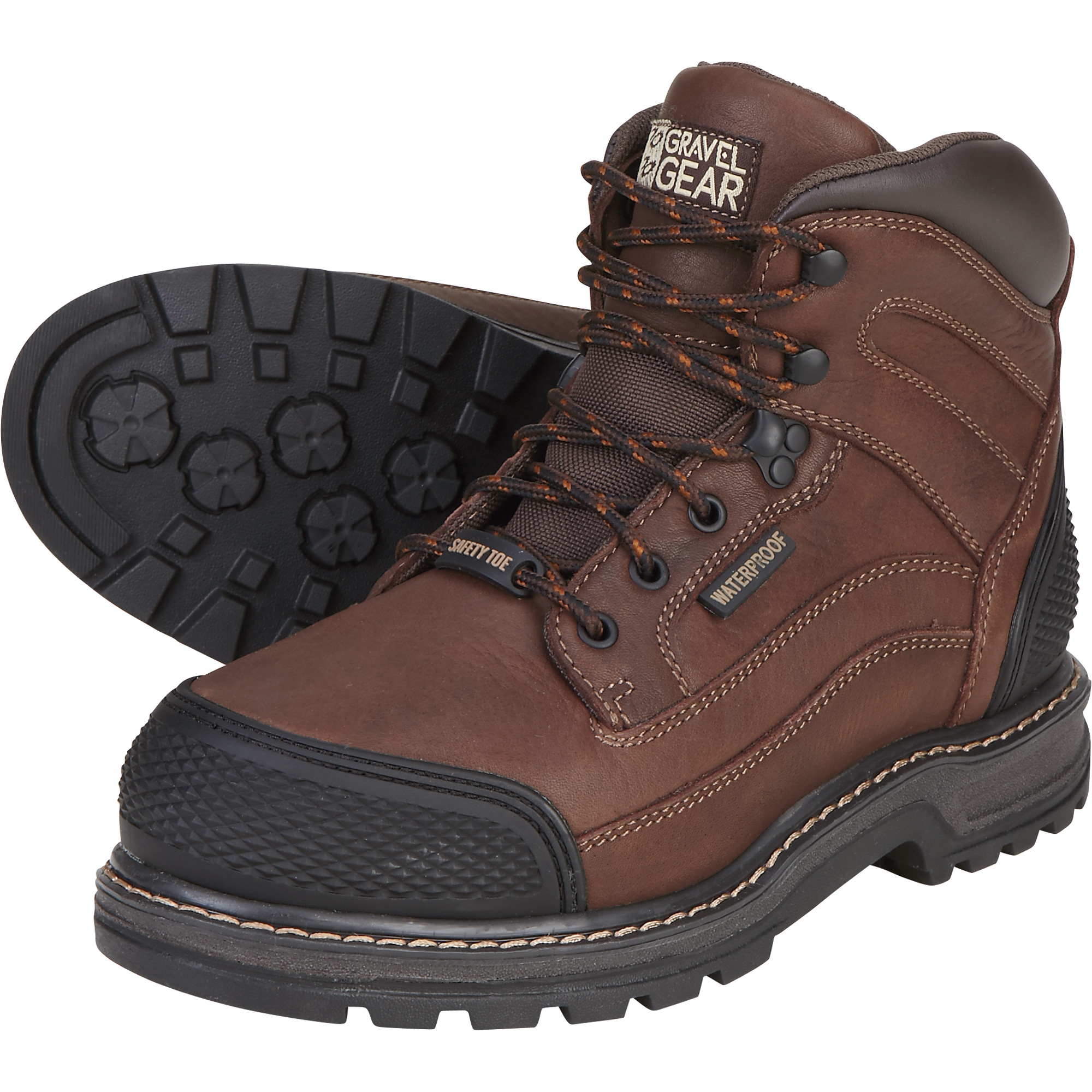 Waterproof Steel Toe Work Boots yUDQkKPS