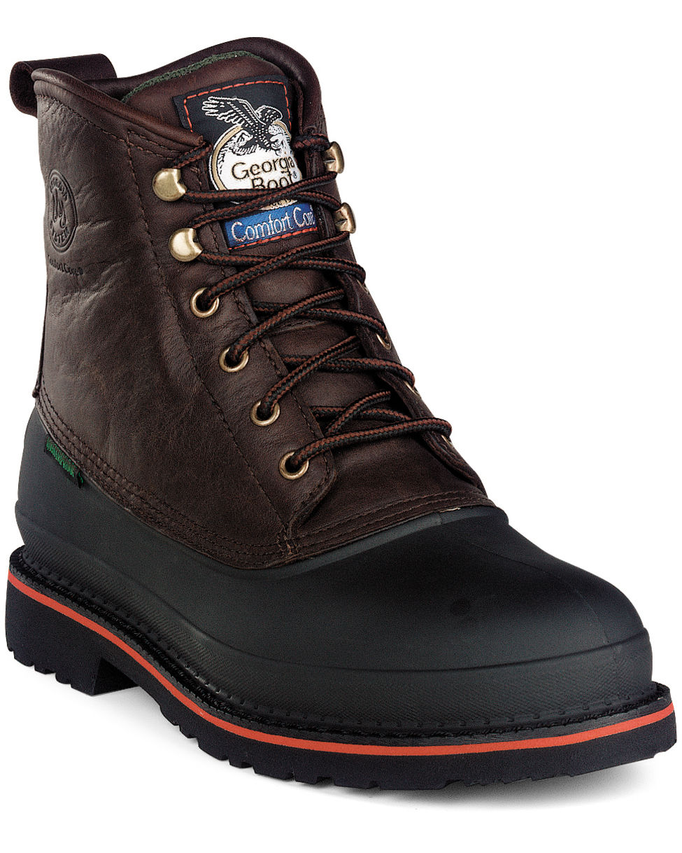 Waterproof Steel Toe Work Boots b3ubrXNn