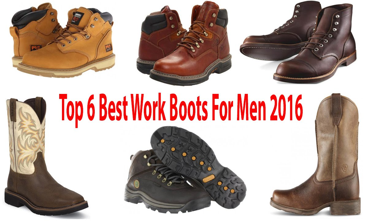 What Are The Best Work Boots AQrMfkzI