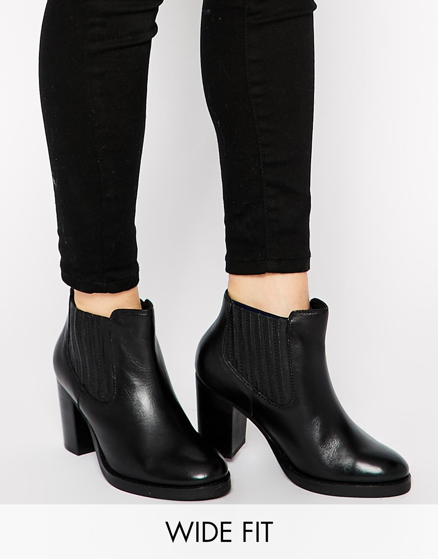 Wide Ankle Boots Dag3rm7P