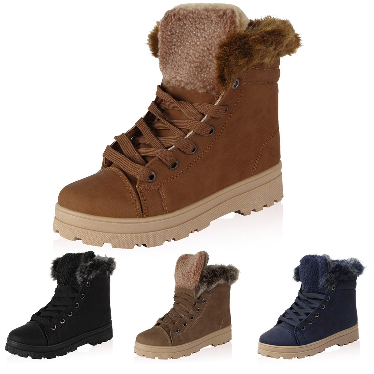 Winter Ankle Boots D1r6lWuT