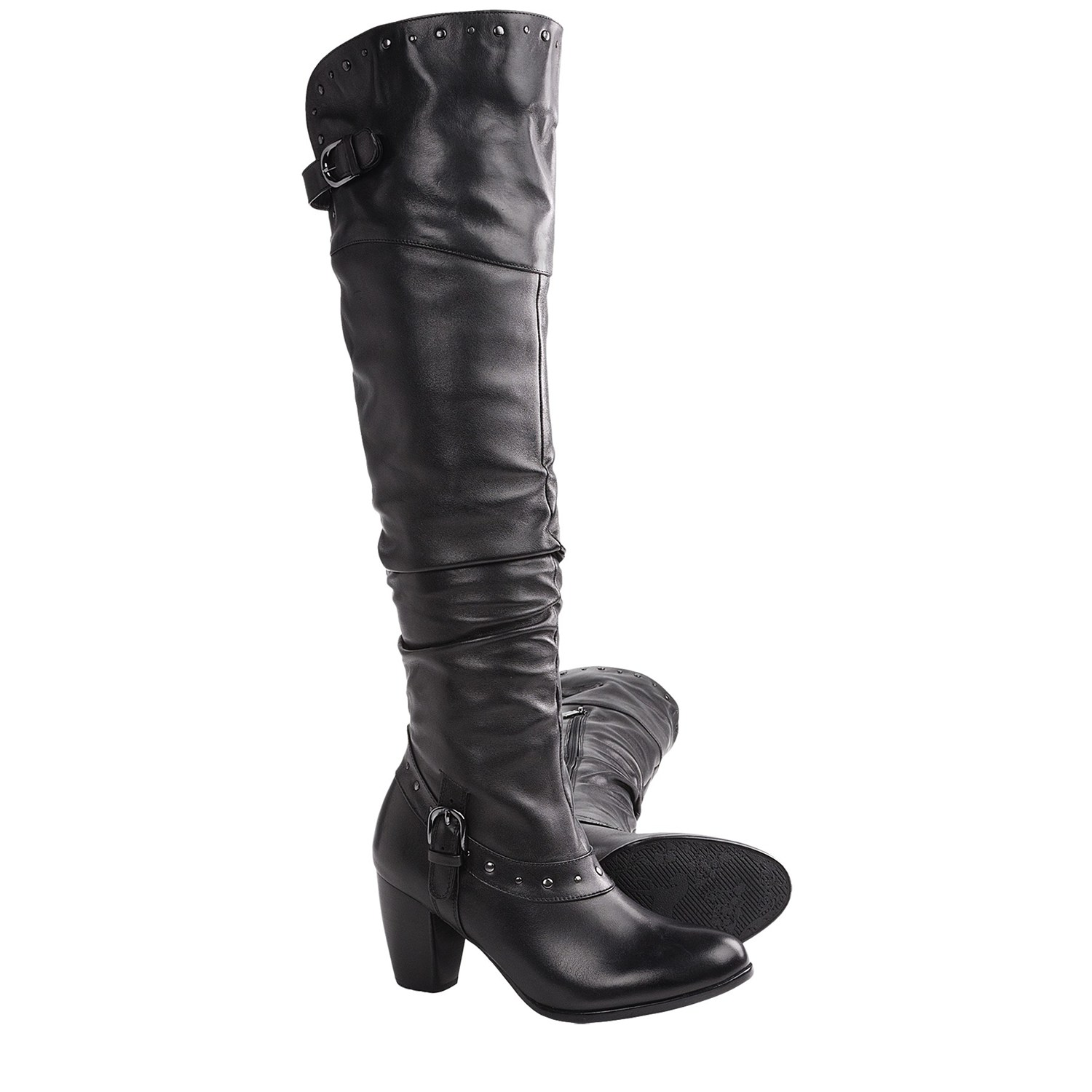 Women Leather Boots xW7y4pdj
