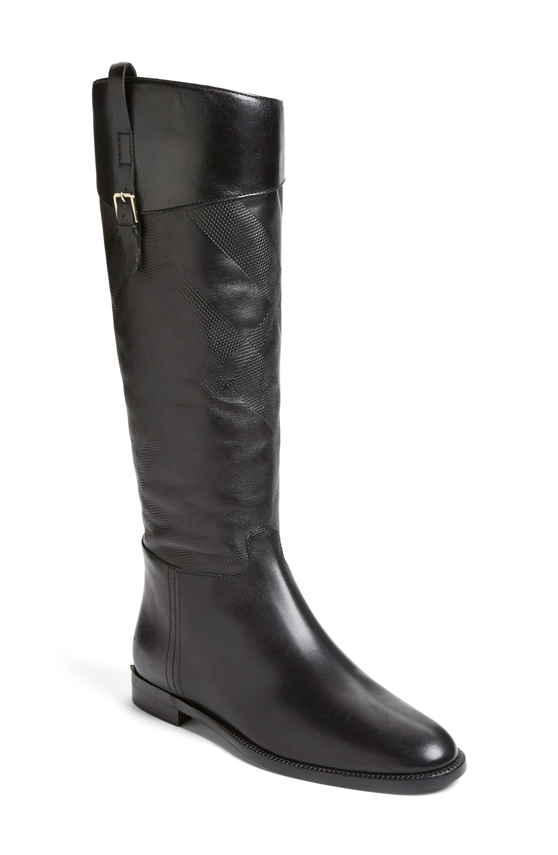 Womens Black Riding Boots Boot Yc
