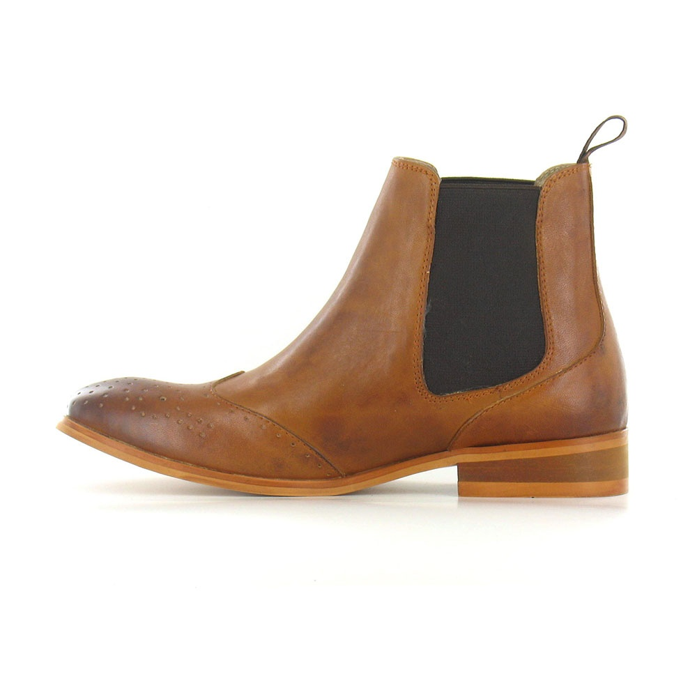 Womens Brown Ankle Boots OKFeQai3