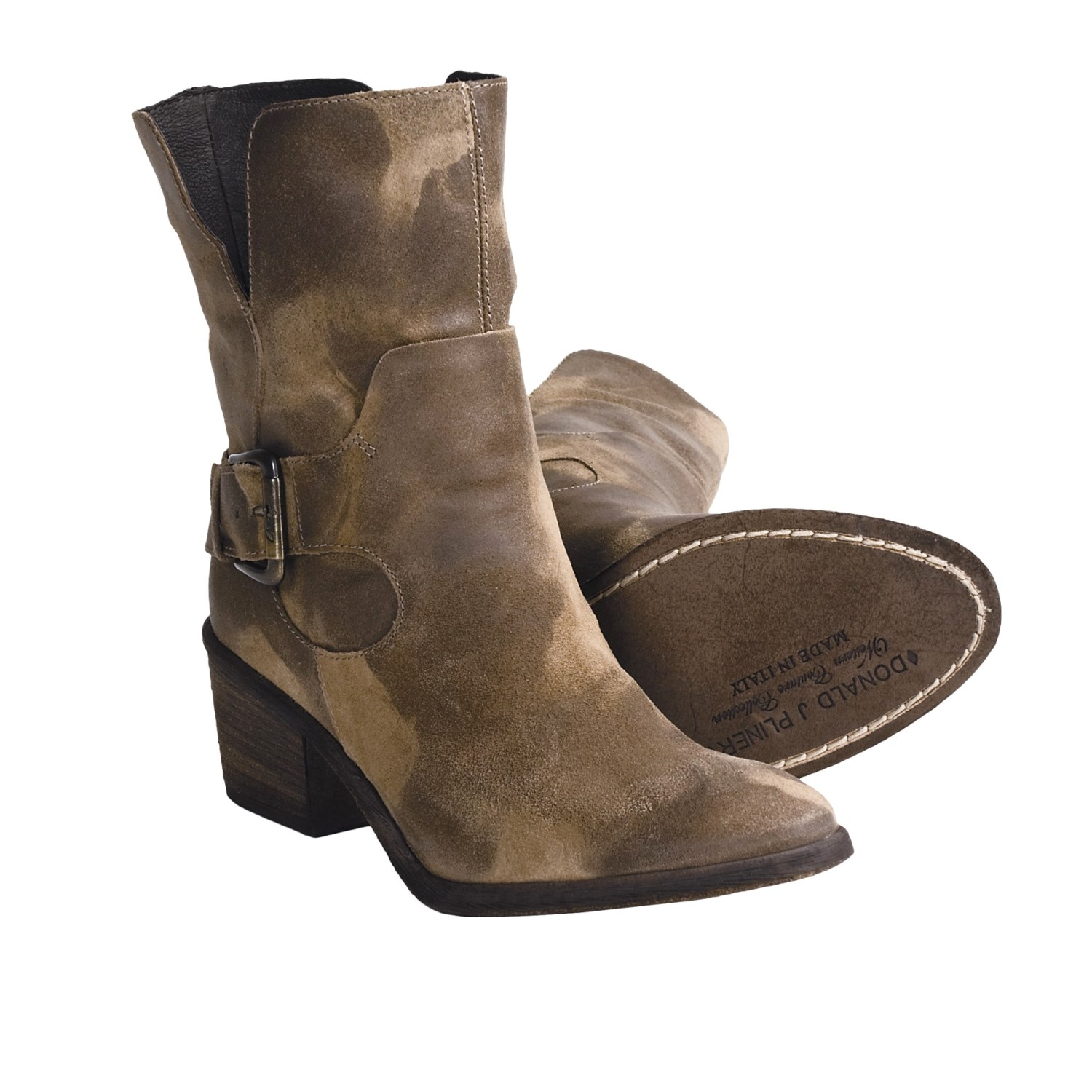 Womens Brown Ankle Boots R8nxt8Mu
