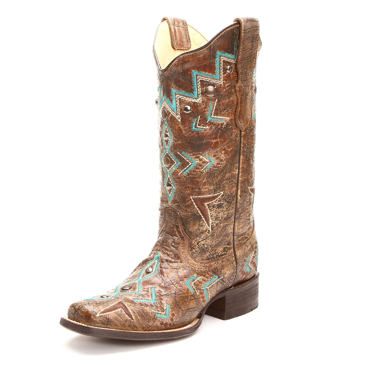 Womens Fashion Cowboy Boots PI1WiL7u