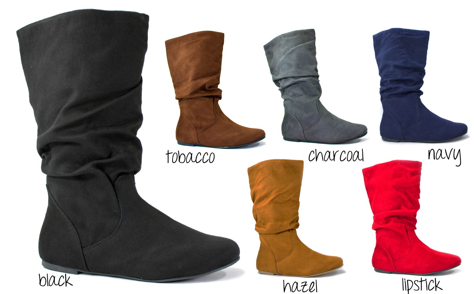 Womens Flat Boots o2z8jhLy