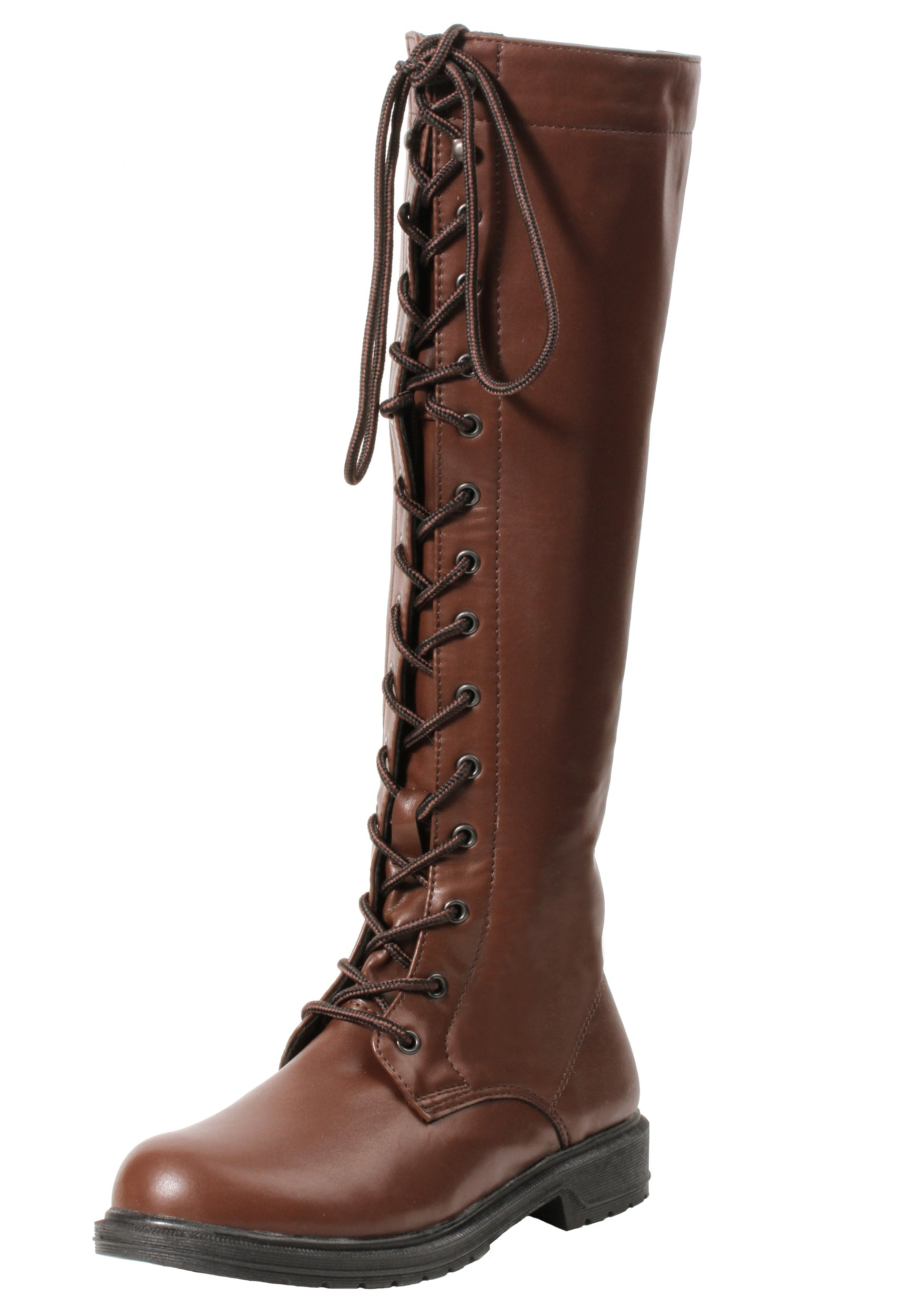 Womens Lace Up Boots 3gnyJQft