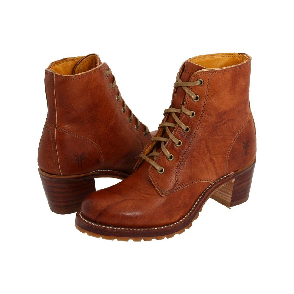 Womens Leather Lace Up Boots JpyRGfBM