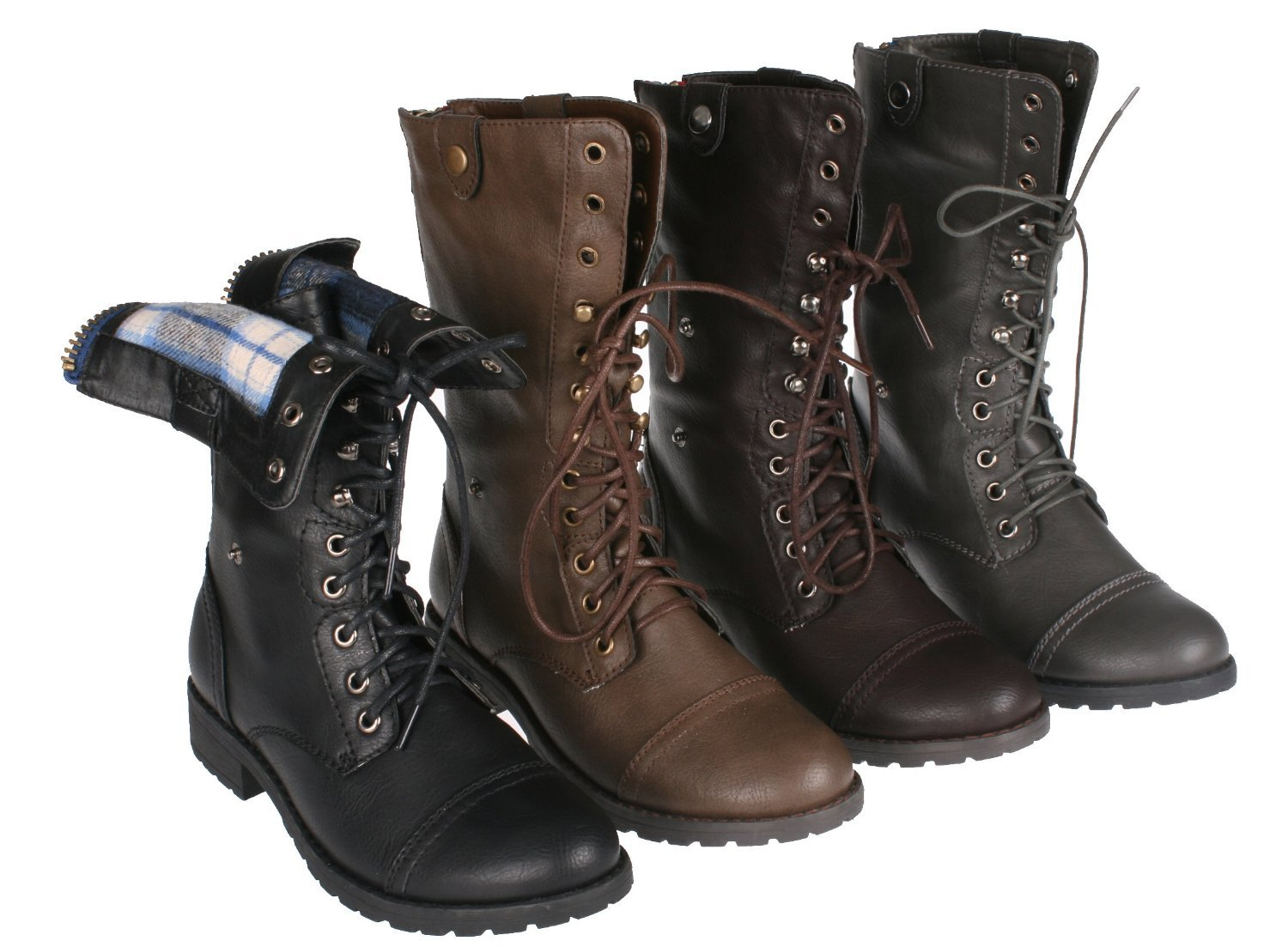 Womens Military Boots Gh8zULiu