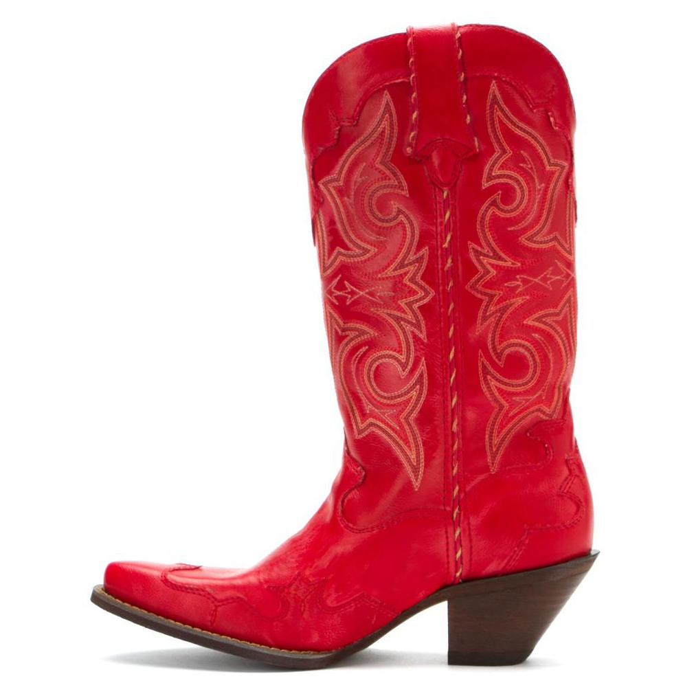 Lastest Women Cheap Red Cowgirl Boots 04 Cheap Red Cowgirl Boots 04 Cowgirl