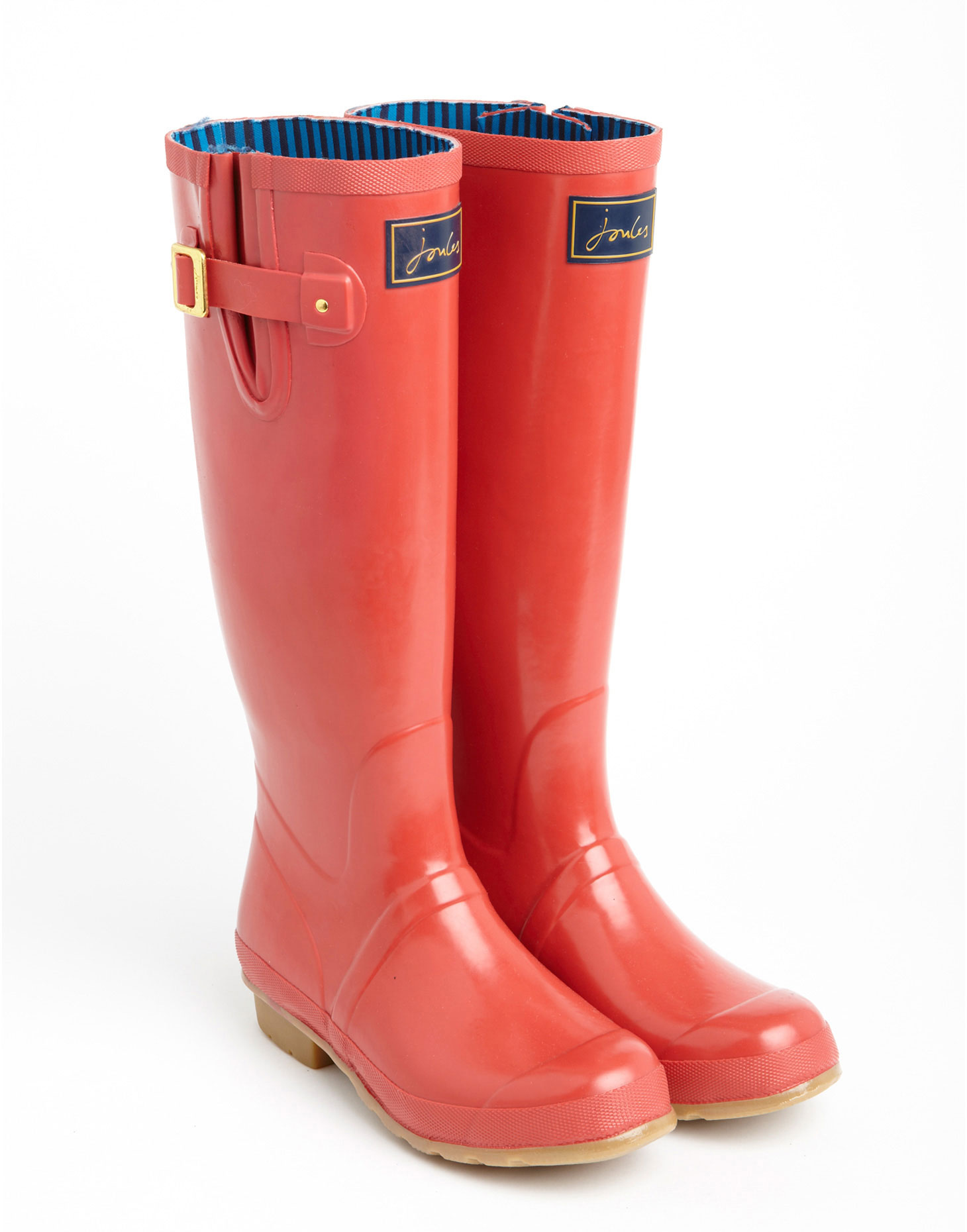 Womens Red Rain Boots alo5BdOy