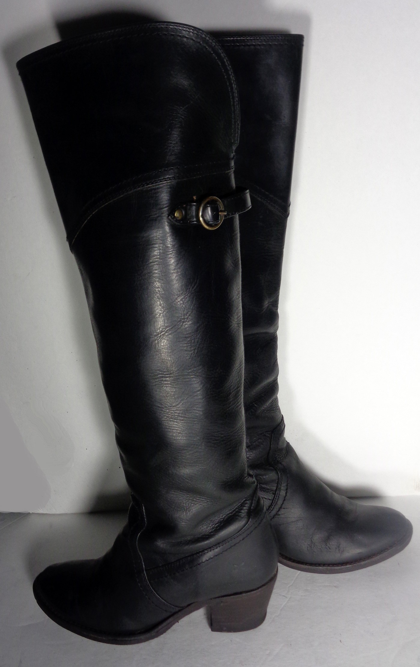 Womens Tall Black Boots 9b9rCeug