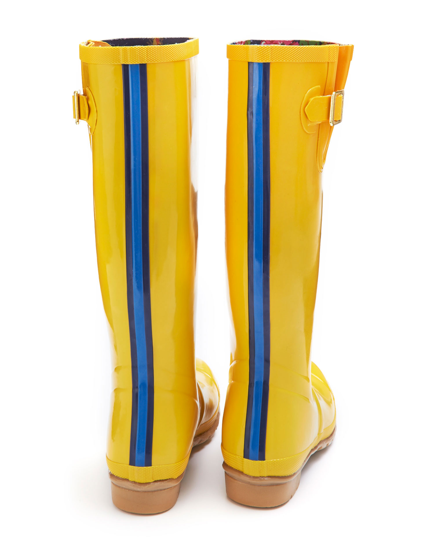 Womens Yellow Rain Boots 8karQw1B