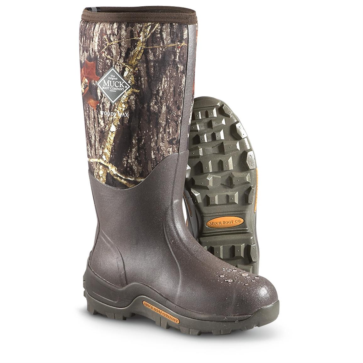 Woody Max Muck Boots lTh5lgWd