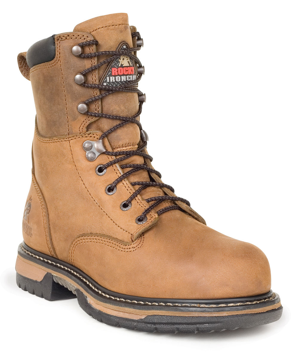 Work Boots Steel Toe PXCN1iB2