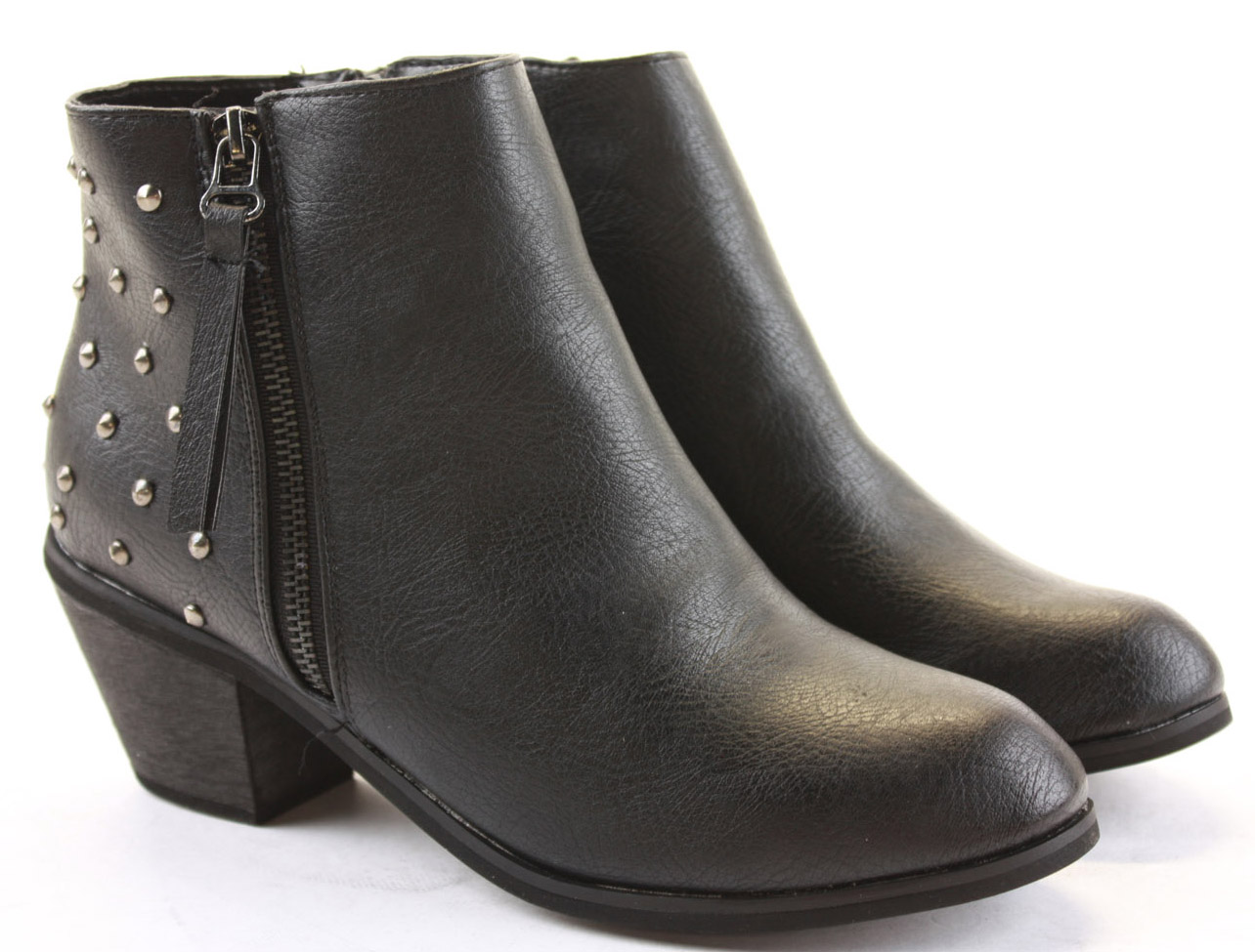 Ankle Boots Low Heel XQ4IgiLF