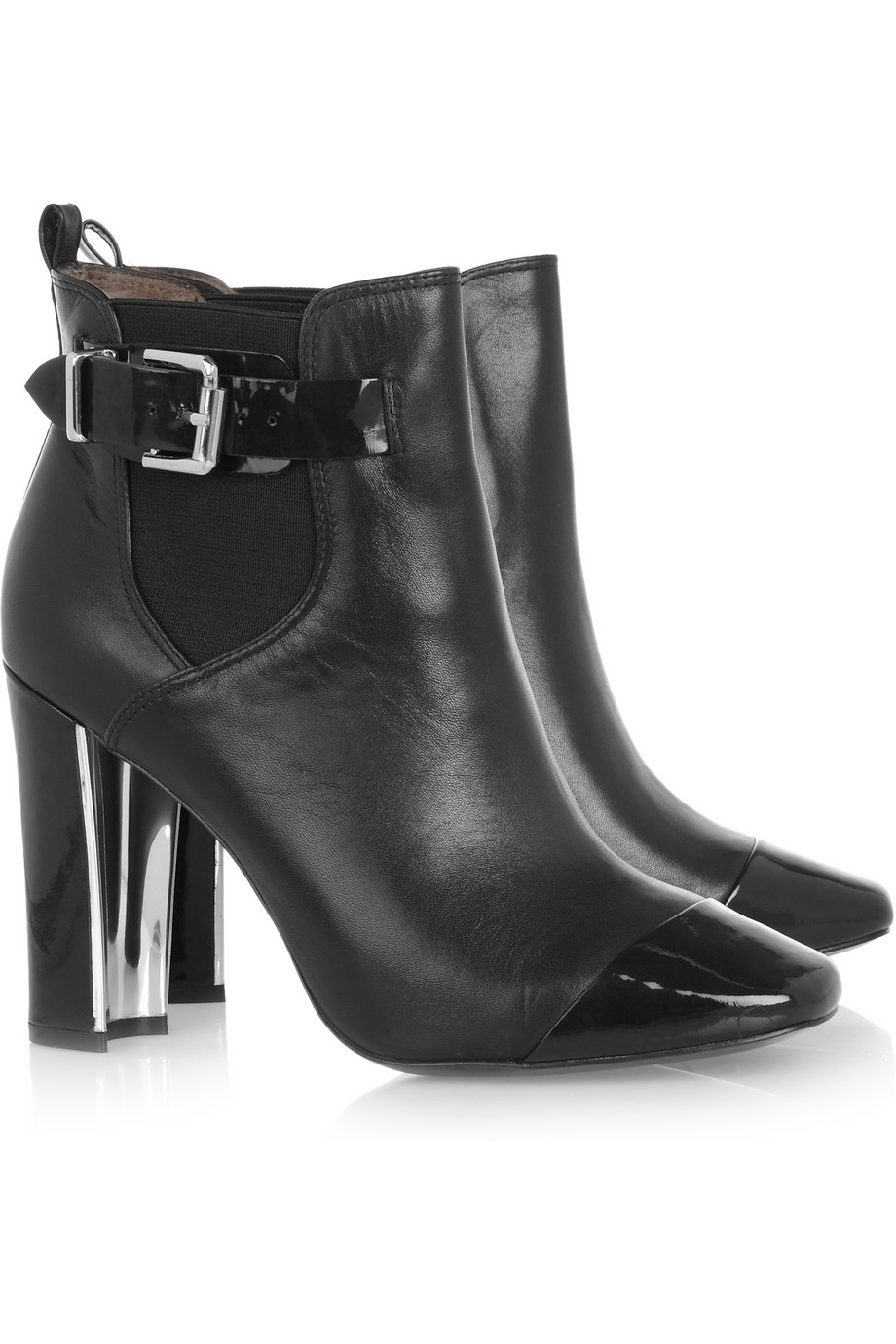 Ankle Leather Boots BJWpaG8W