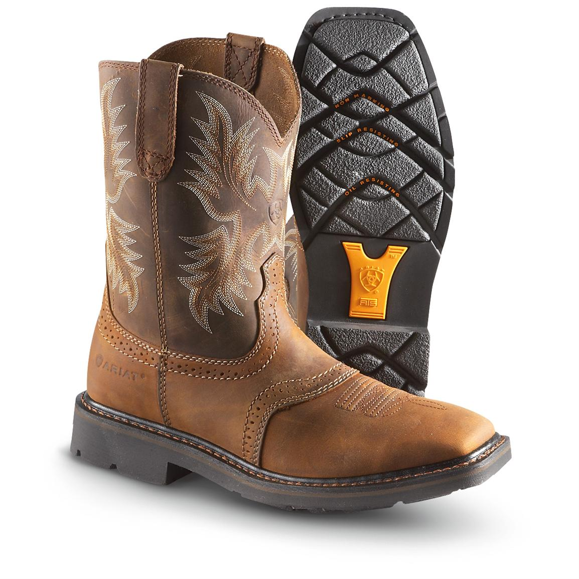 ariat boot store near me