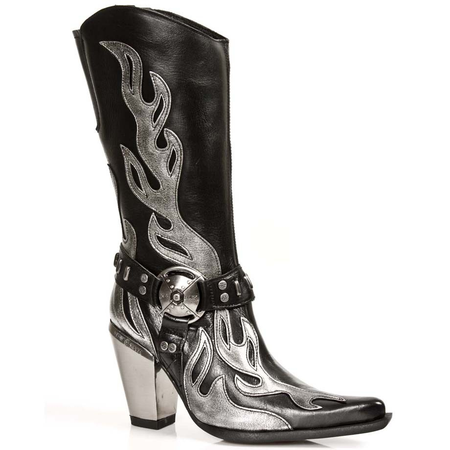 Black Cowgirl Boots For Women pKAZsQGN