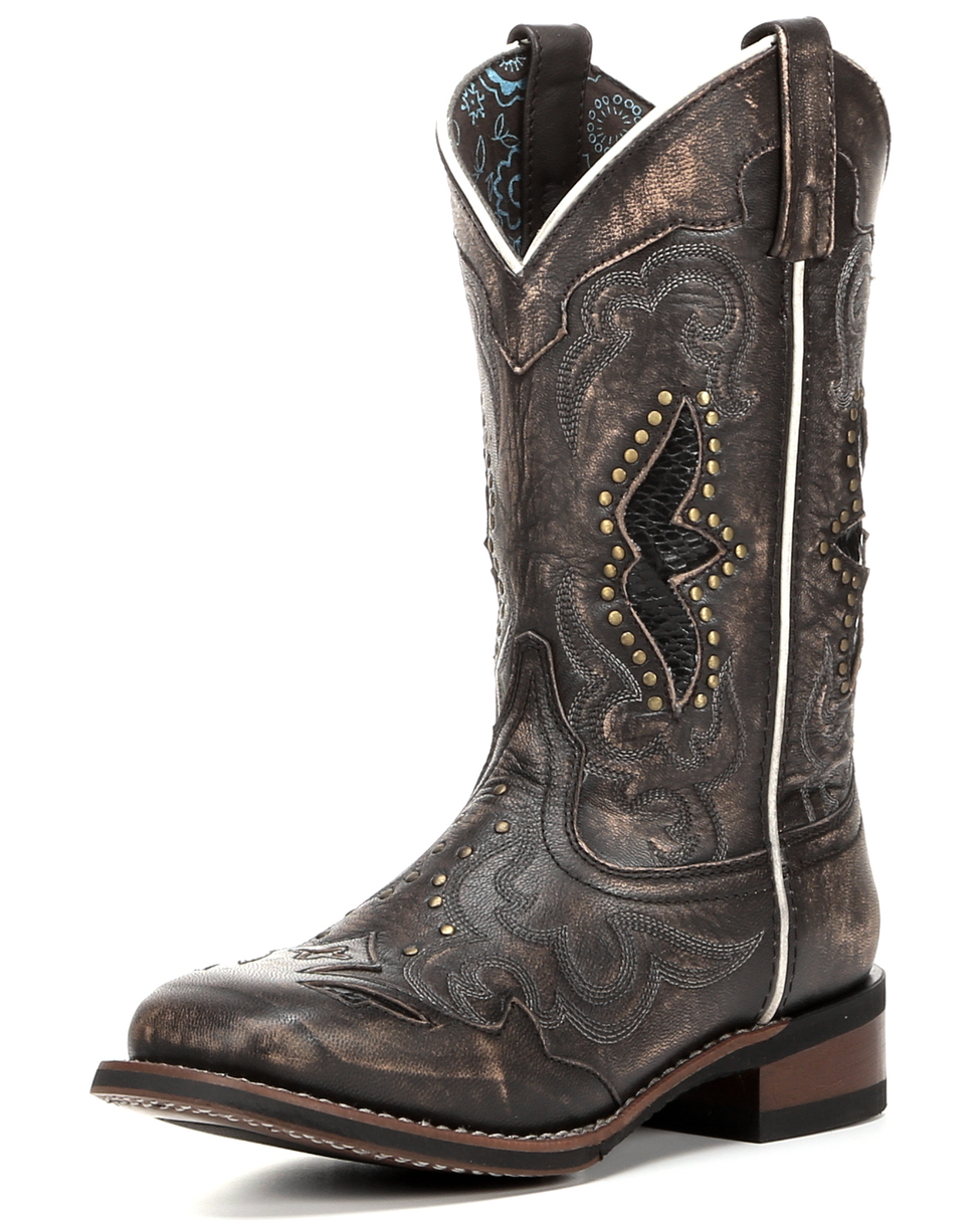 Black Cowgirl Boots For Women pPfkYNhK