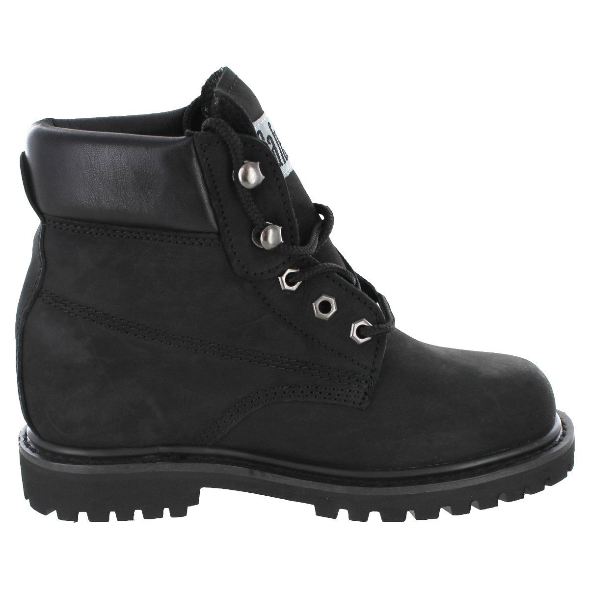 Black Work Boots For Women XH8KCKwU