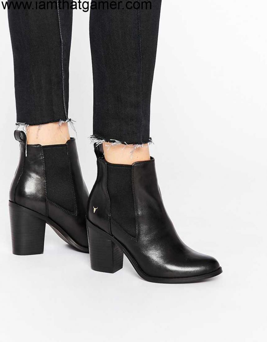 Cheap Black Boots For Women - Boot Yc