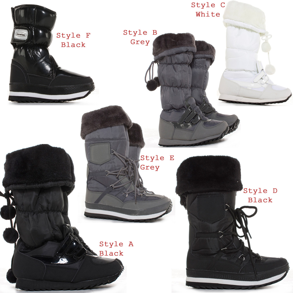 Fashion Snow Boots For Women r1AREJIJ