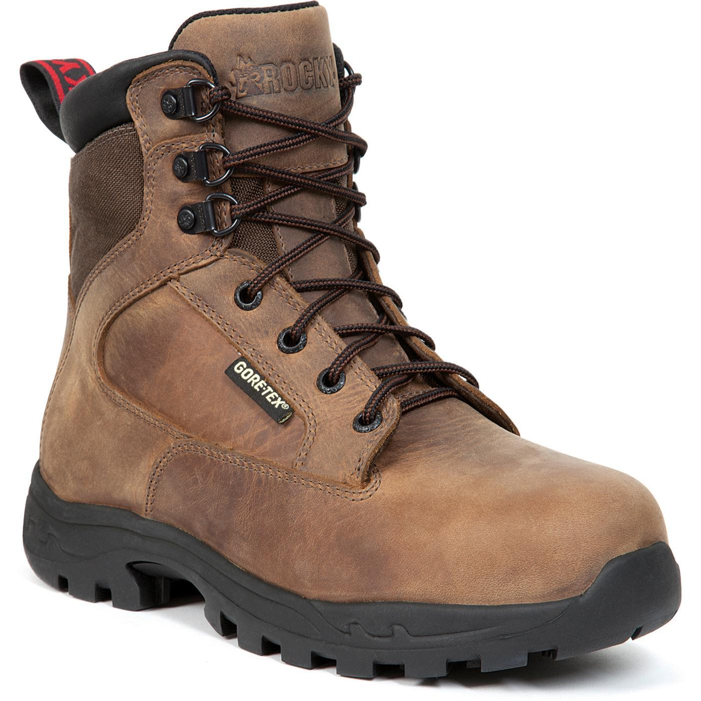 Insulated Steel Toe Work Boots LPj0RBA1