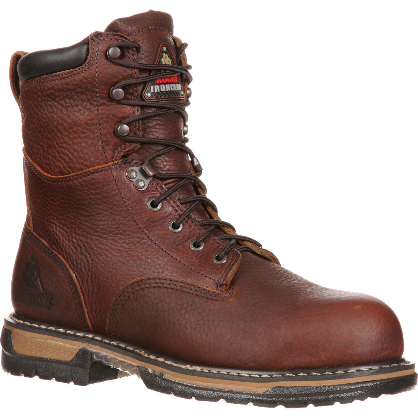 Insulated Steel Toe Work Boots yytpEuLL